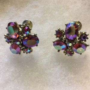 Vintage Screwback Earrings
